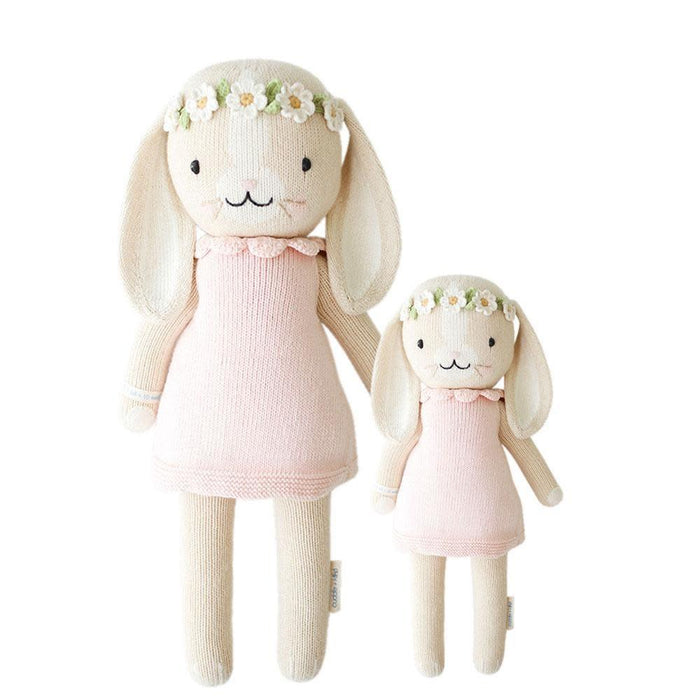 Little cuddle + kind play hannah the bunny in blush