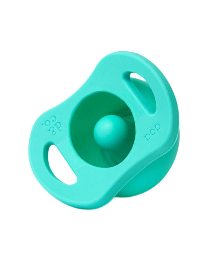 Little doddle + co. baby accessories the pop in teal