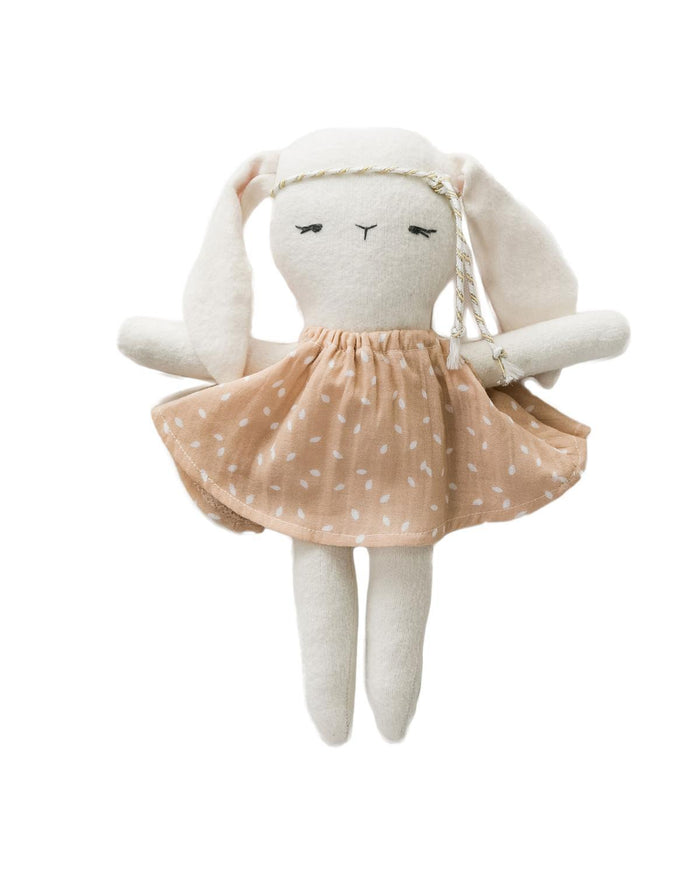 Little elliefunday play bunny doll + scatter dress
