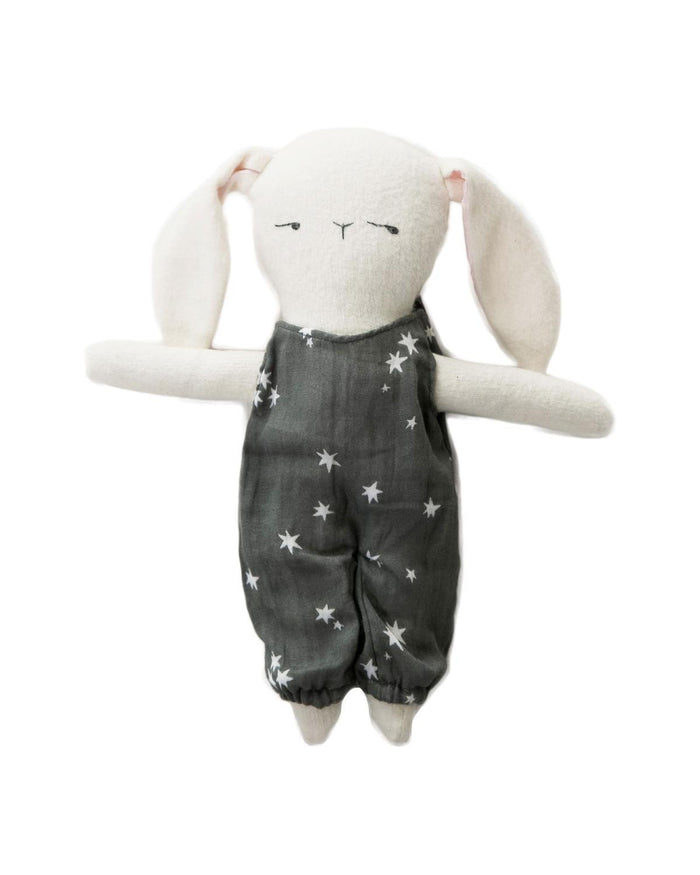 Little elliefunday play bunny doll + stardust jumpsuit