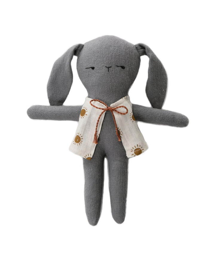 Little elliefunday play bunny doll + sunrise vest