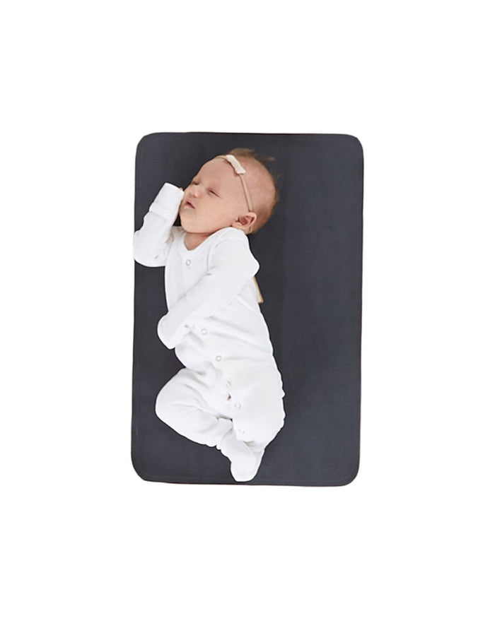 Little gathre baby accessories micro mat in raven