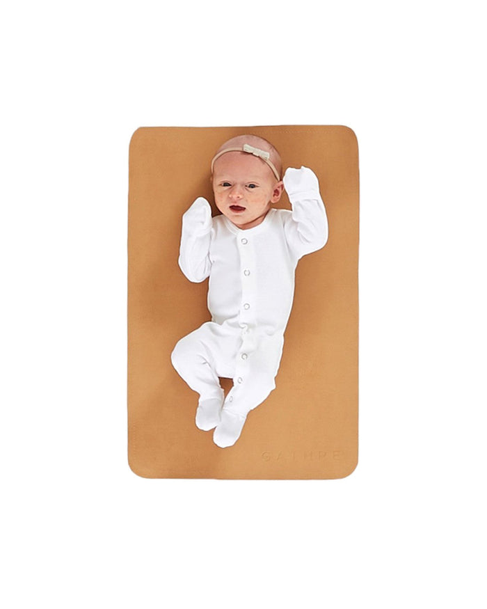 Little gathre baby accessories micro mat in saddle