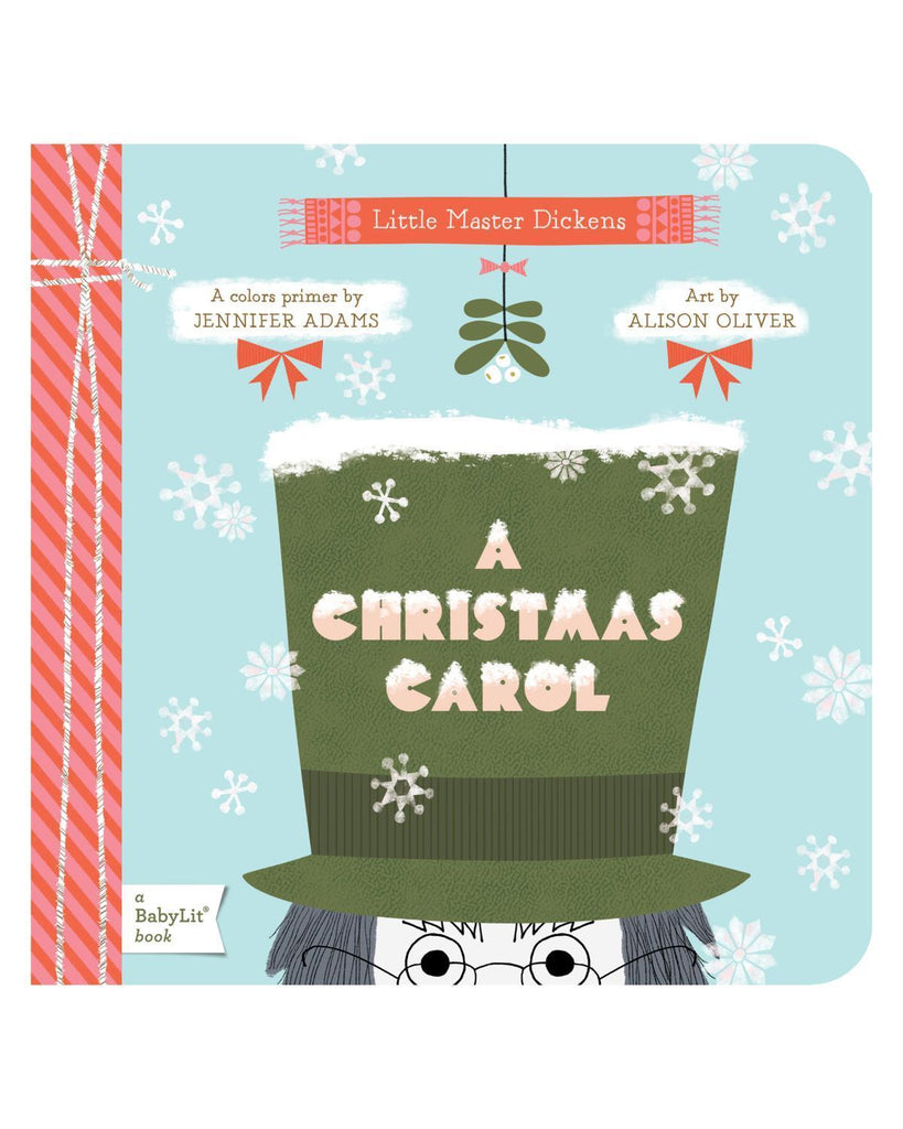 Little gibbs smith publisher play A Christmas Carol: A BabyLit® Colors Primer
