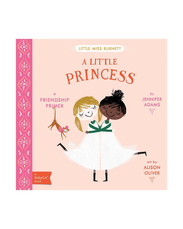 Little gibbs smith publisher play A Little Princess: A BabyLit® Friendship Primer