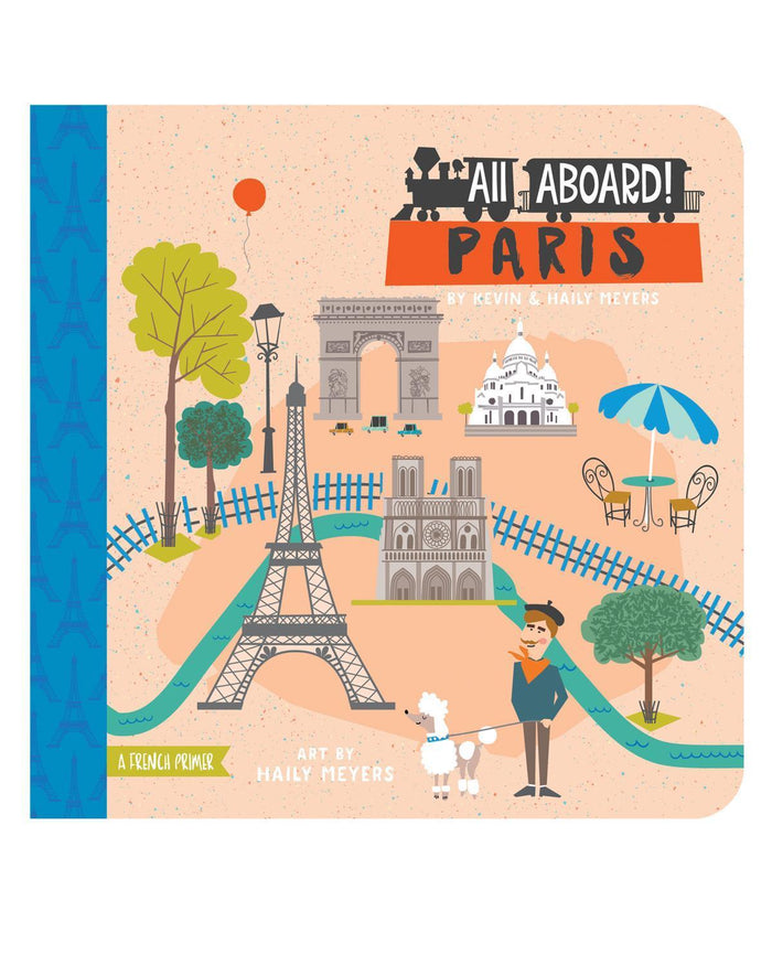 Little gibbs smith publisher play All Aboard! Paris