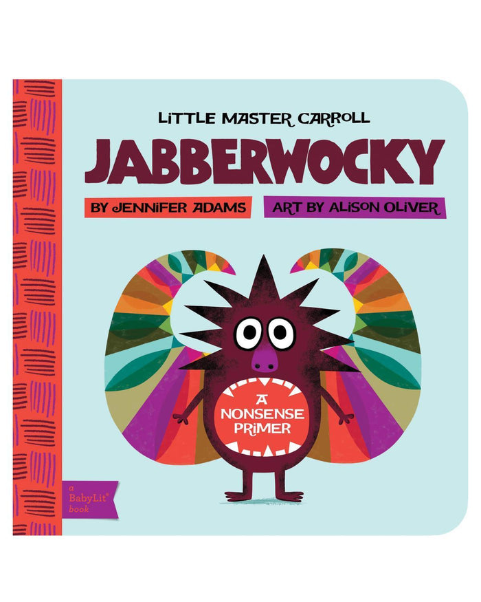 Little gibbs smith publisher play Jabberwocky: A BabyLit® Nonsense Primer