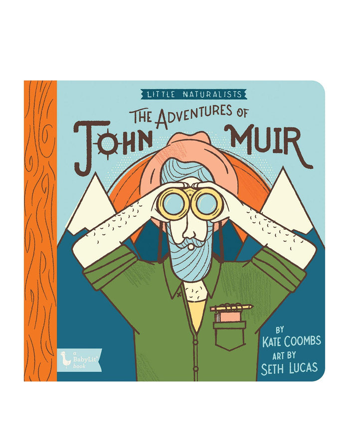 Little gibbs smith publisher play little naturalists: the adventures of john muir