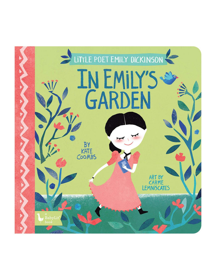 Little gibbs smith publisher play little poet emily dickinson: in emily's garden