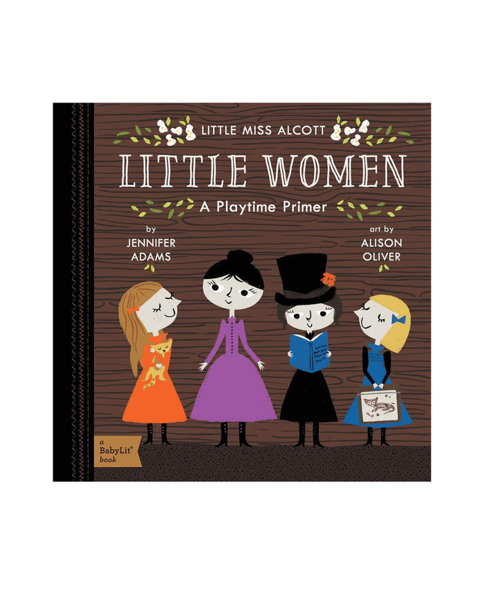 Little gibbs smith publisher play Little Women: A BabyLit® Playtime Primer