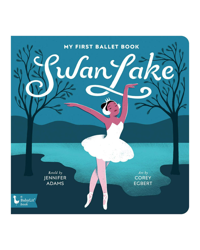 Little gibbs smith publisher play swan lake: my first ballet book
