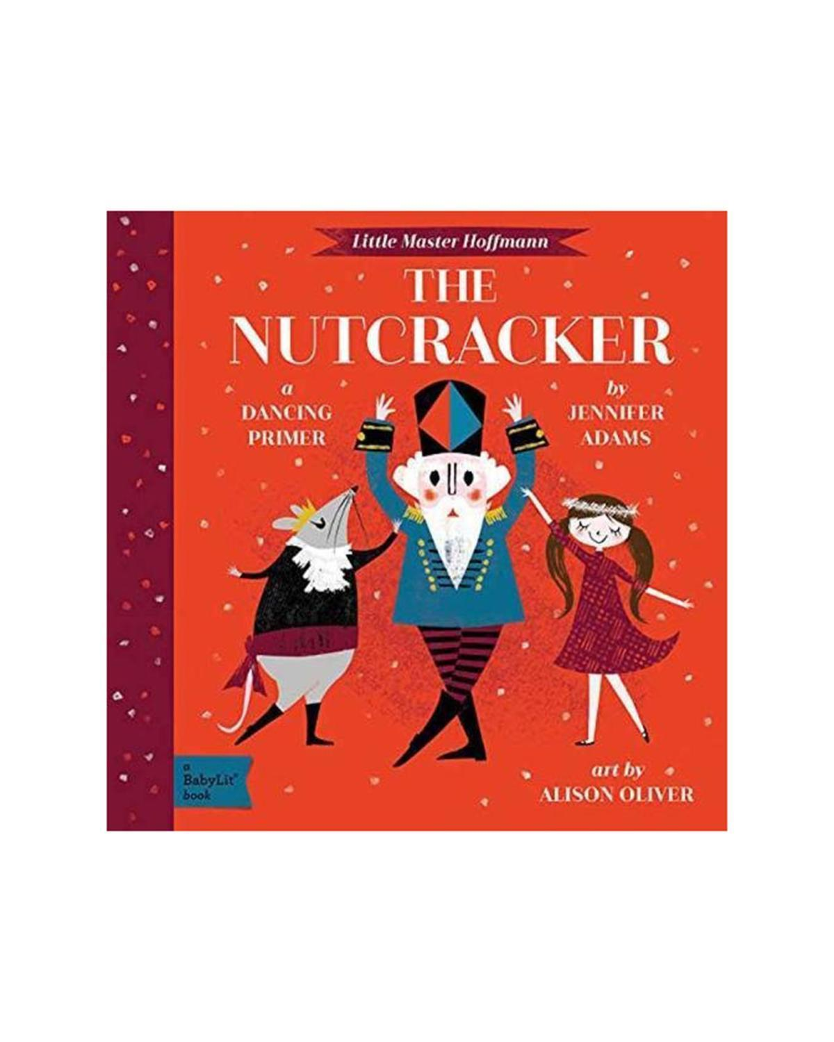 Little gibbs smith publisher play the nutcracker: a babyLit® dancing primer