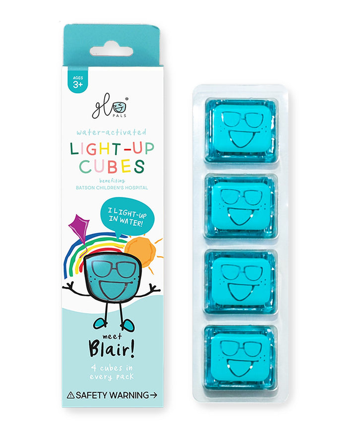 Little glo pals room glo pals blue