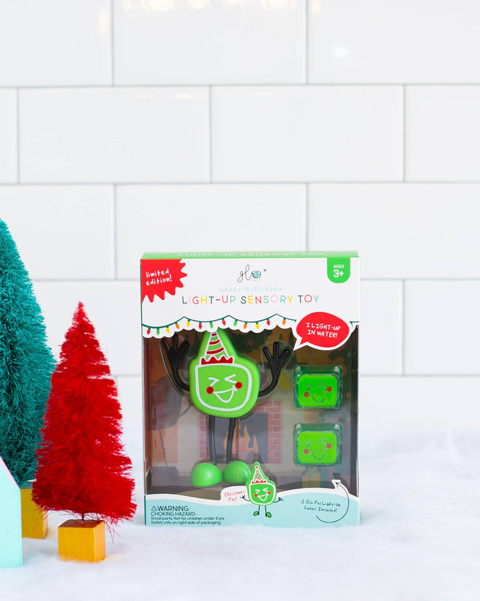 Little glo pals room glo pals christmas edition