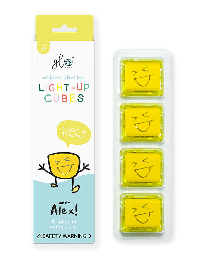 Little glo pals room glo pals yellow