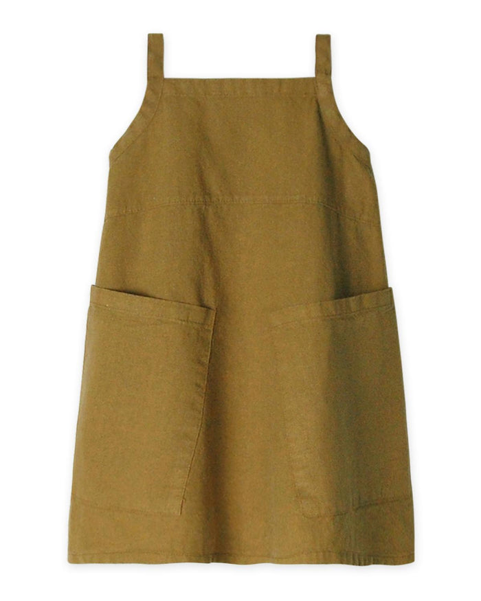 Little go gently nation girl 2 apron dress