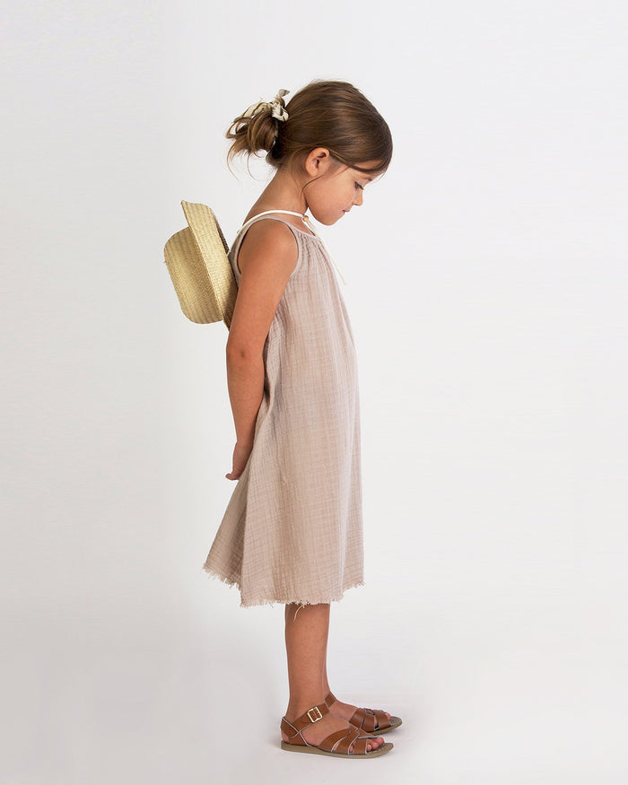 Little go gently nation girl 2 gauze sundress