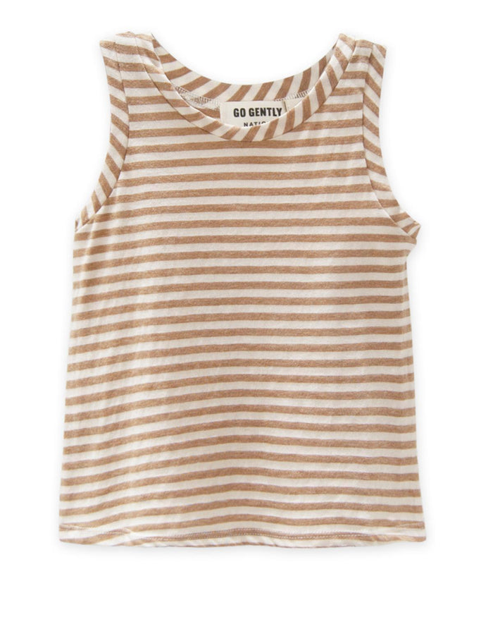 Little go gently nation girl 2 jersey tank