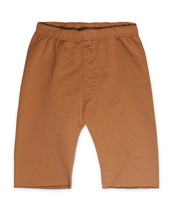 Little go gently nation boy 3-6 trouser short in adobe