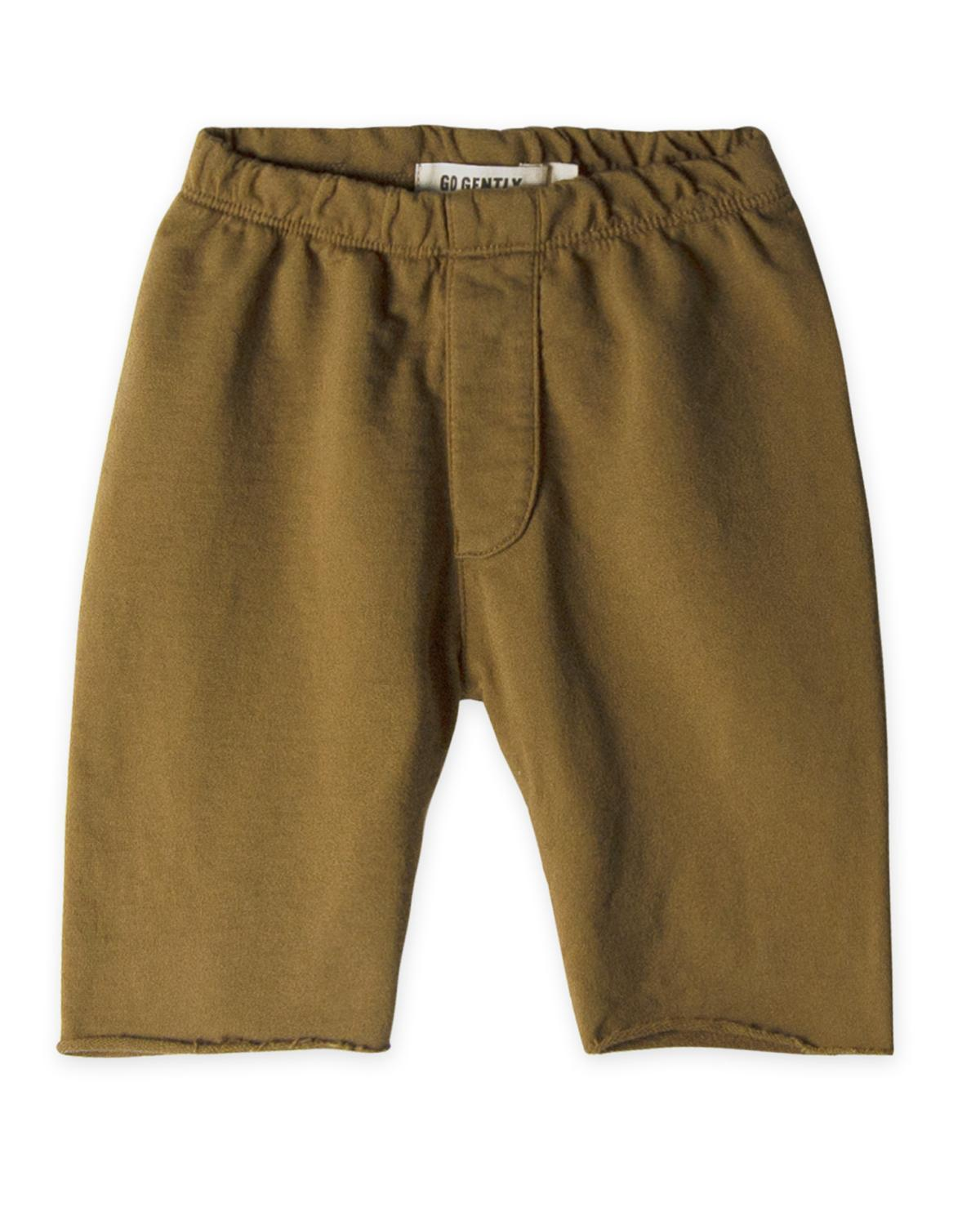 Little go gently nation boy 2 trouser short in fennel