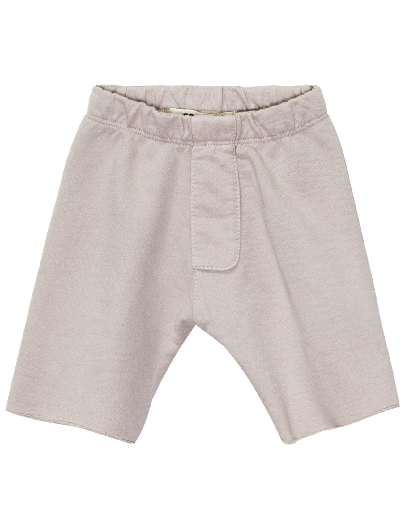 Little go gently nation girl trouser short in sandstone
