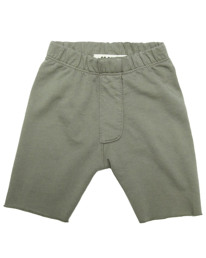 Little go gently nation girl trouser short in thyme