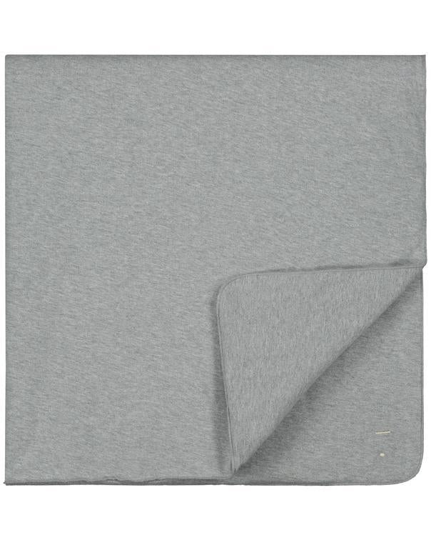 Little gray label baby accessories baby blanket in grey melange