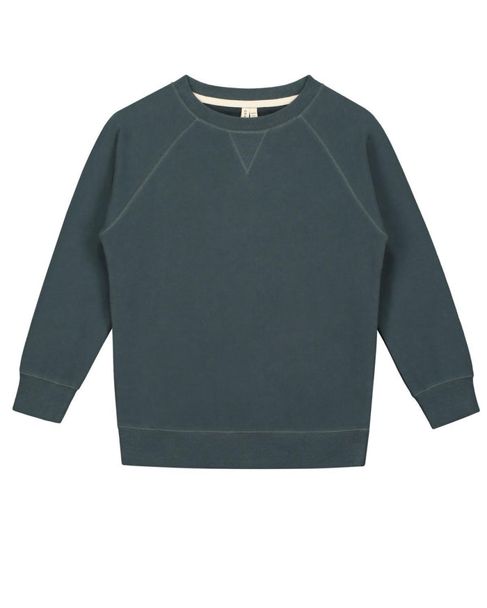 Little gray label baby boy 12-18 baby crewneck sweater
