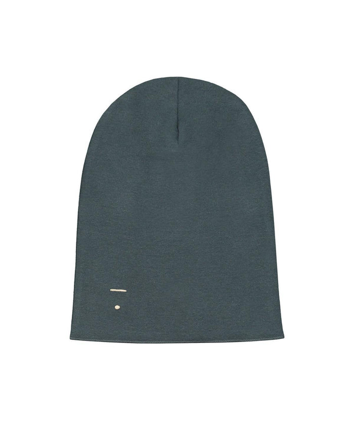 Little gray label accessories 0-2y beanie in blue grey