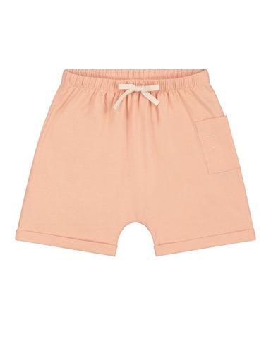 Little gray label girl 12-18 one pocket shorts in pop