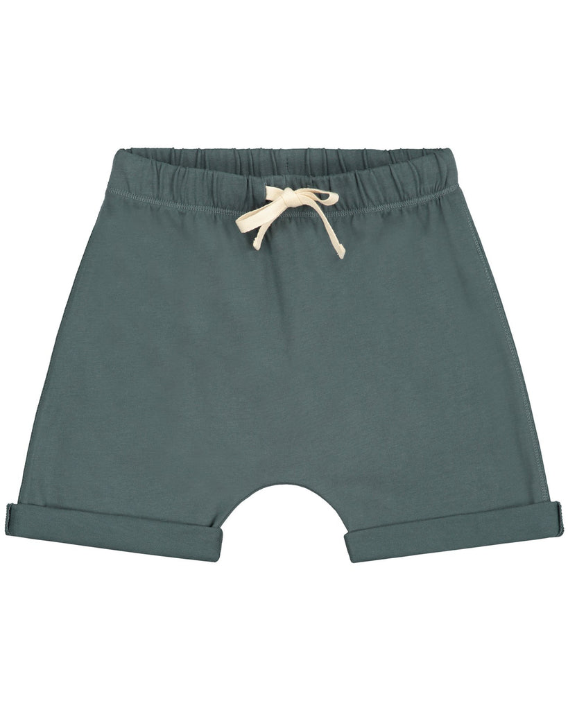 Little gray label boy shorts in blue grey