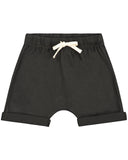 Little gray label boy shorts in nearly black