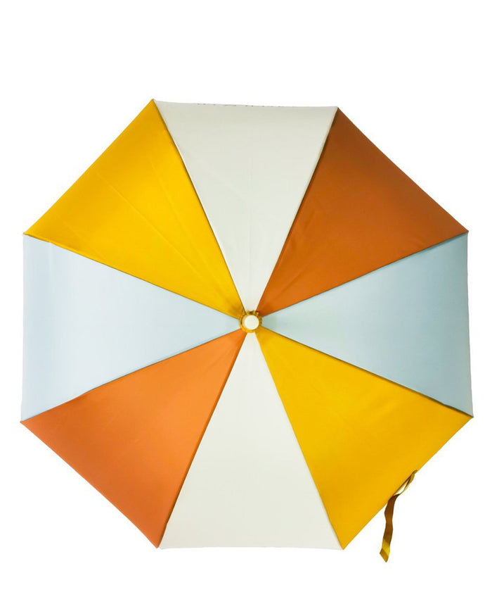 Little grech + co play children's sustainable umbrella in light blue