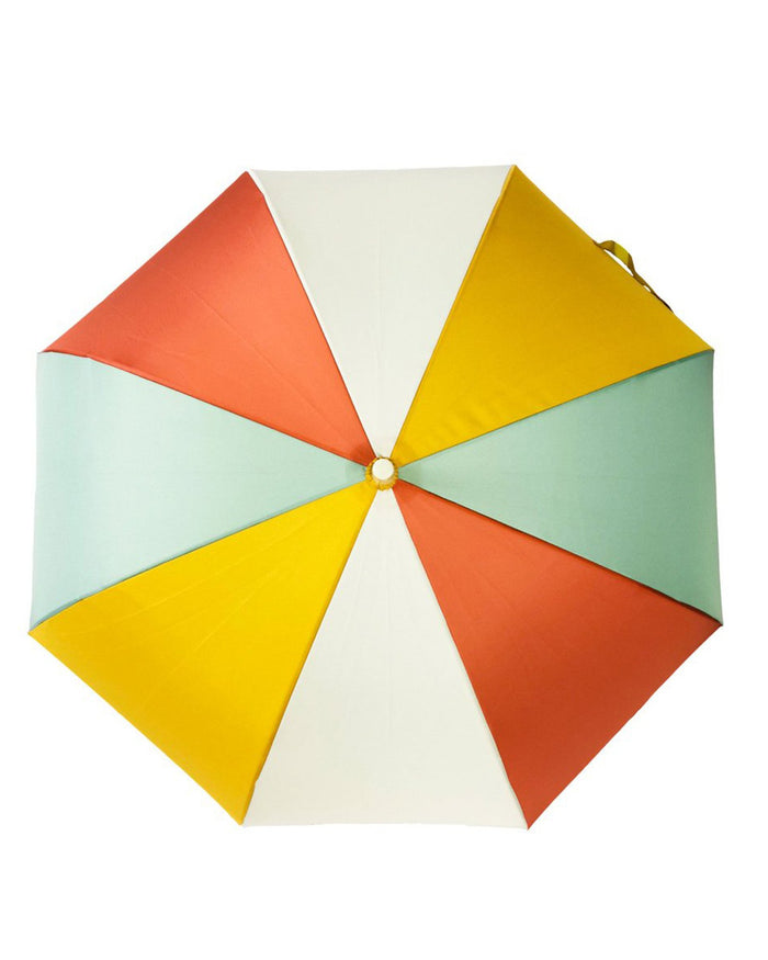 Little grech + co play children's sustainable umbrella in rust