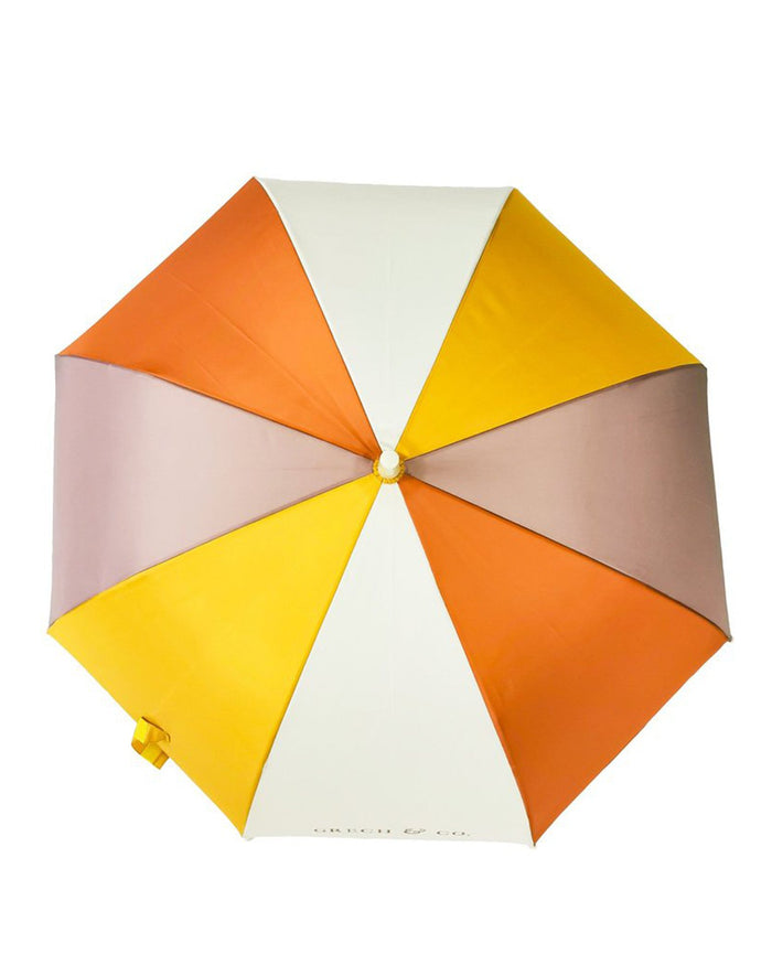 Little grech + co play children's sustainable umbrella in stone