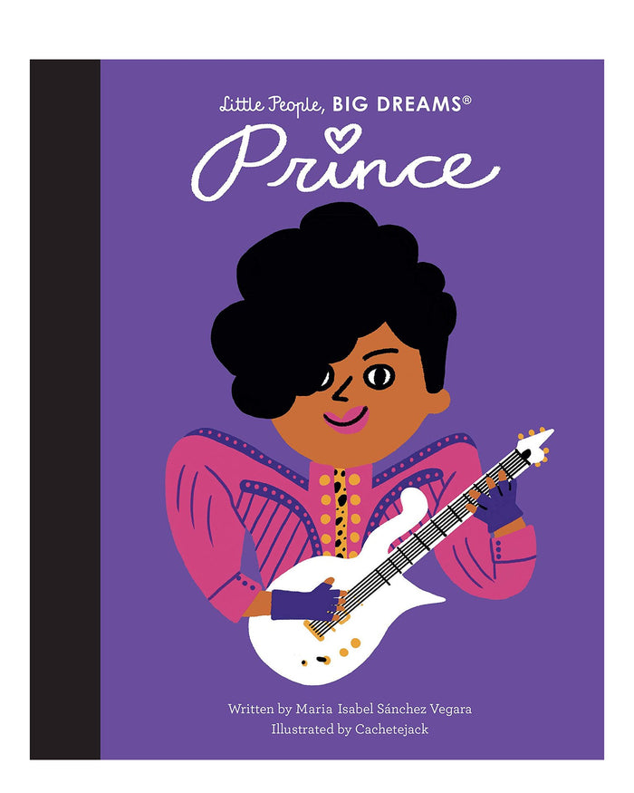 Little hachette play little people big dreams: prince
