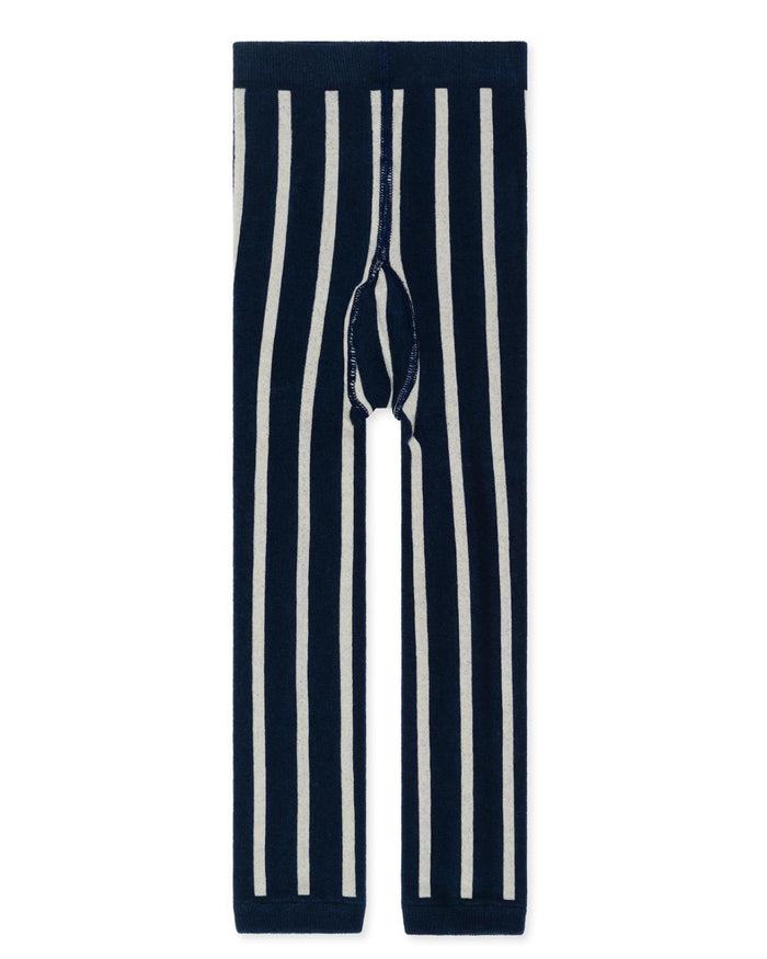 Little hansel from basel accessories rune legging in navy