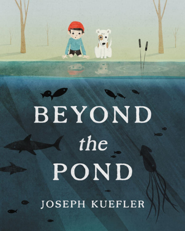 Little harper collins play Beyond the Pond