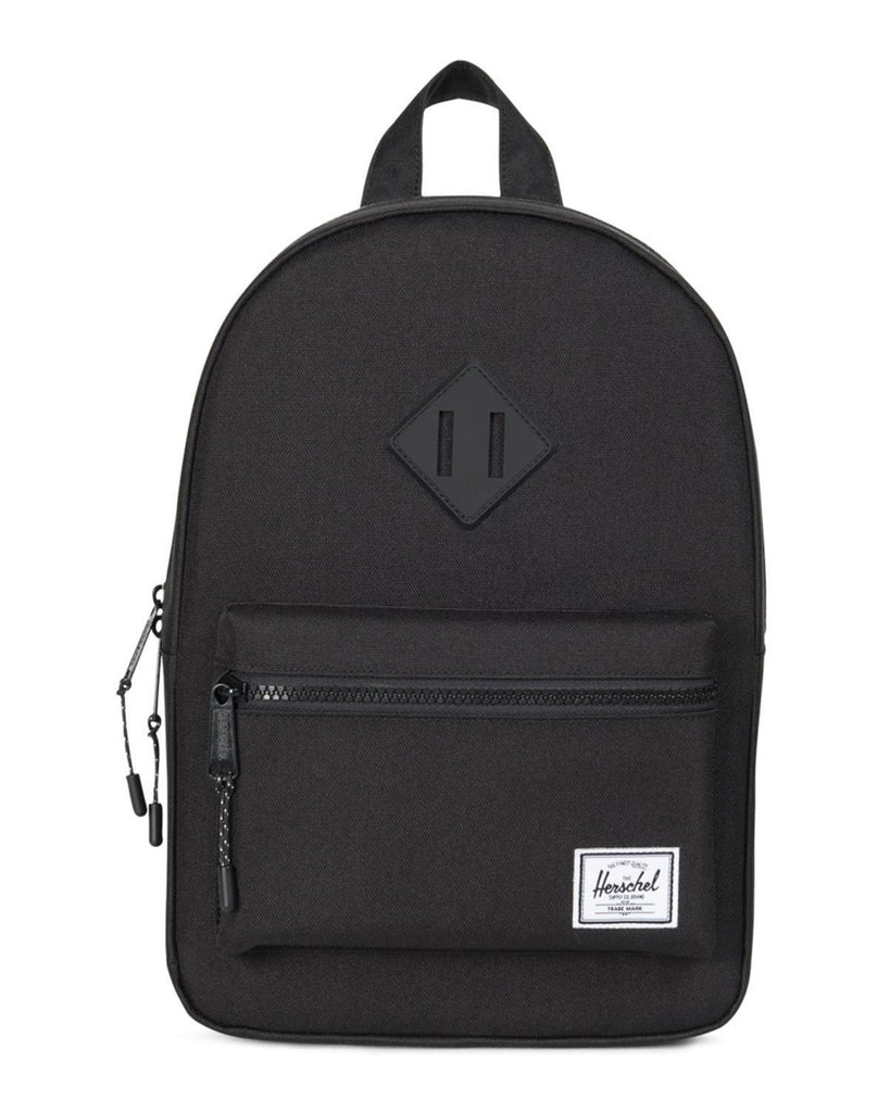 Little herschel supply co accessories Kids Heritage Backpack in Black