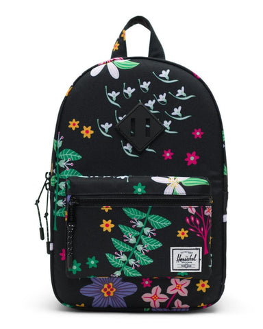 Little herschel supply co accessories kids heritage backpack in sunny floral