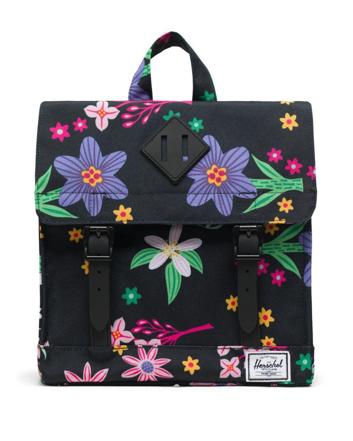 b95c33360f7 Little herschel supply co accessories kids survey backpack in sunny floral  ...