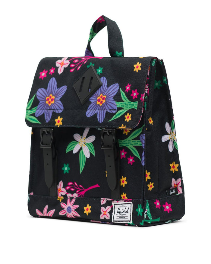 Little herschel supply co accessories kids survey backpack in sunny floral