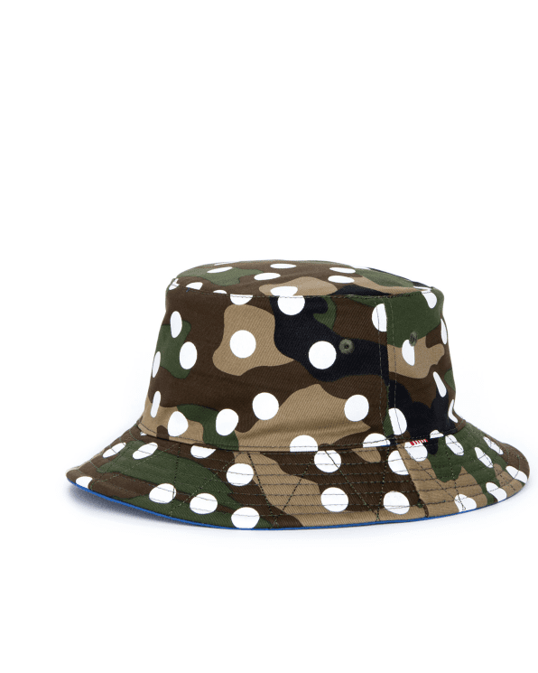 Little herschel supply co accessories s/m Lake Bucket Hat in Camo + Dots