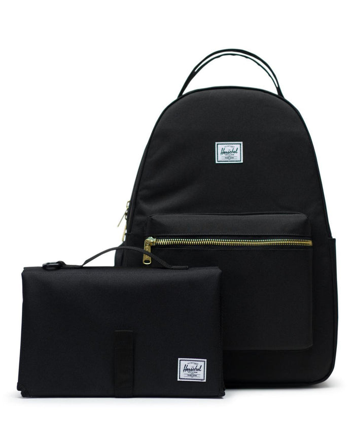 Little herschel supply co accessories nova sprout backpack in black