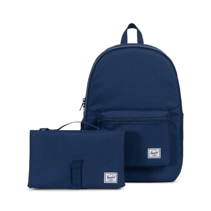 Little herschel supply co accessories settlement backpack + sprout in navy