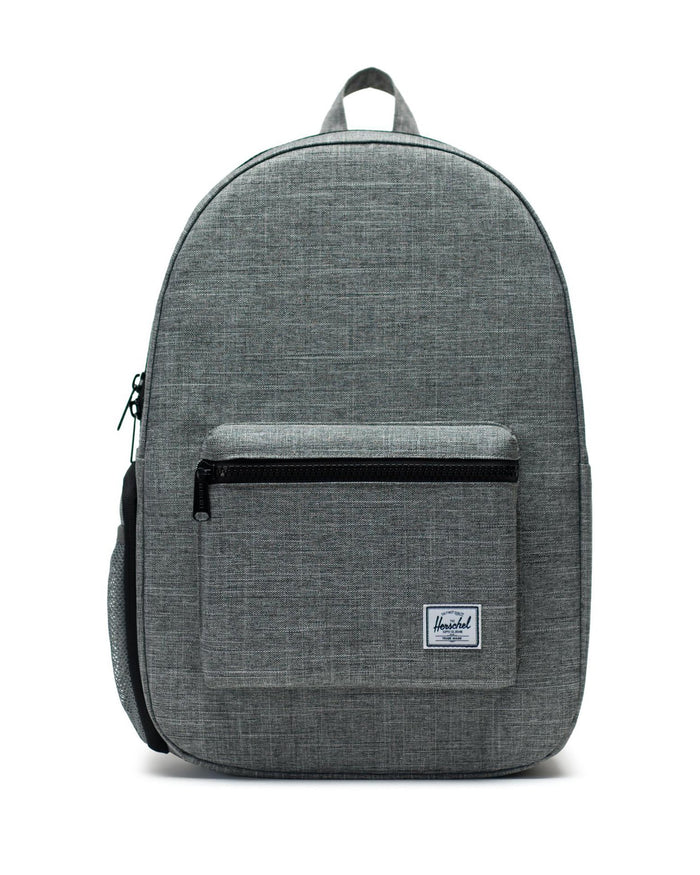 Little herschel supply co accessories settlement sprout backpack in raven crosshatch