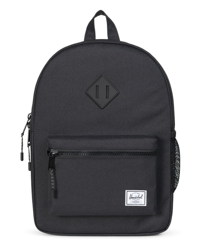 Little herschel supply co accessories Youth Heritage Backpack in Black