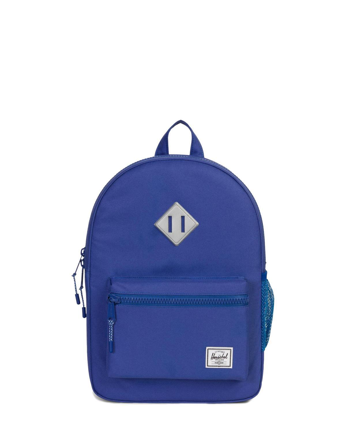 Little herschel supply co accessories youth heritage backpack in deep ultramarine