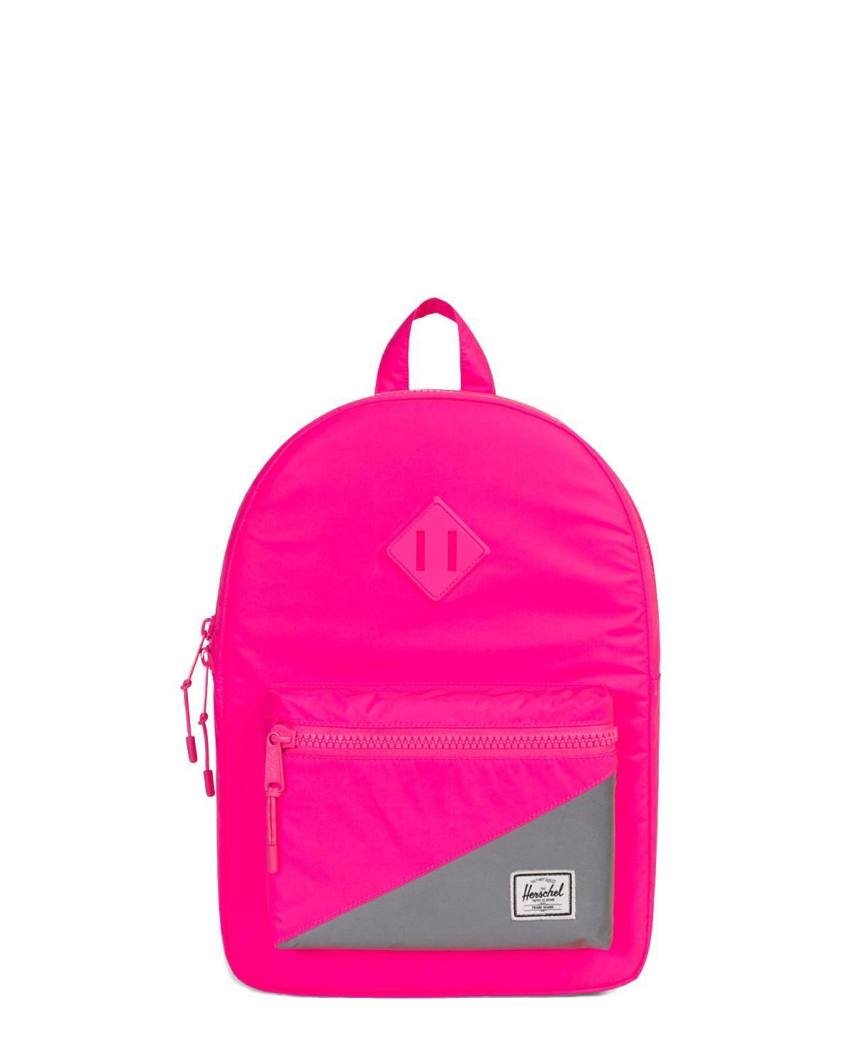 4acaee7524 Little herschel supply co accessories youth heritage backpack in neon pink