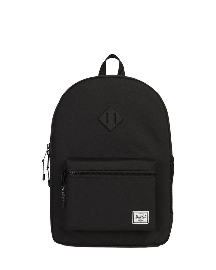 Little herschel supply co accessories youth heritage backpack XL in black
